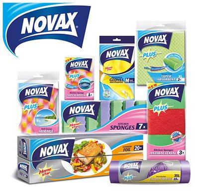 Продукция ТМ Novax
