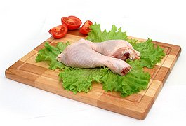 Мясные и рыбные продукты мелким оптом